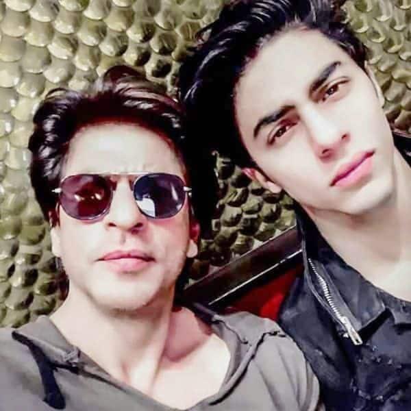 Shah Rukh Khan-Aryan Khan