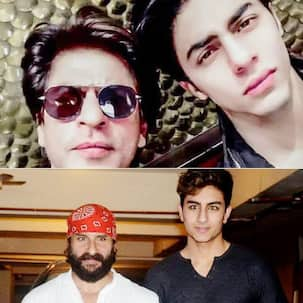 Father's Day 2021: Shah Rukh Khan-Aryan Khan, Saif Ali Khan-Ibrahim Ali Khan more: Here are the most stylish father-son duos of B-Town
