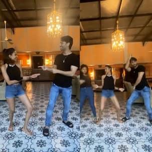 Kuch Rang Pyaar Ke Aise Bhi 3: Shaheer Sheikh and Erica Fernandes' BTS dance video will make you root for #Devakshi