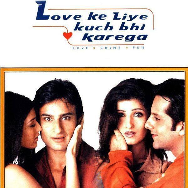 लव के लिए कुछ भी करेगा (Love Ke Liye Kuch Bhi Karega 2001)