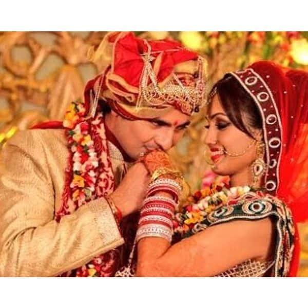 वेडिंग फोटोशूट के दौरान करण मेहरा (Karan Mehra) ने लुटाया था निशा रावल (Nisha Rawal) पर प्यार