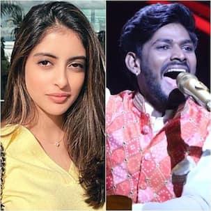 Indian Idol 12: Navya Naveli Nanda relishes her fangirl moment after Sawai Bhatt reposts her video on Instagram