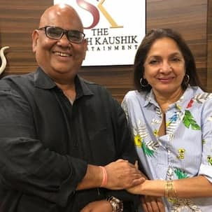 Neena Gupta REVEALS Satish Kaushik offered to marry her when she was pregnant with Vivian Richards' child