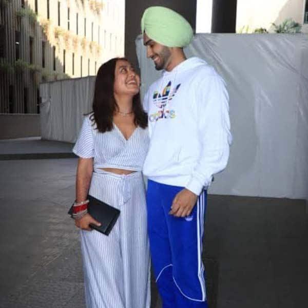 Rohanpreet Singh-Neha Kakkar