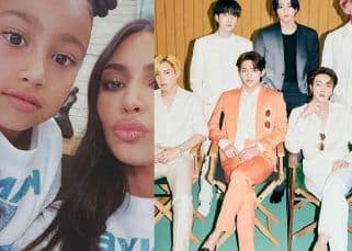 Trending Hollywood News Today: Kim Kardashian's poop-themed party for North, BTS creates new record and more