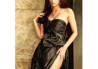 Shweta Tiwari's daughter Palak Tiwari stuns in a high-slit black dress – view pics
