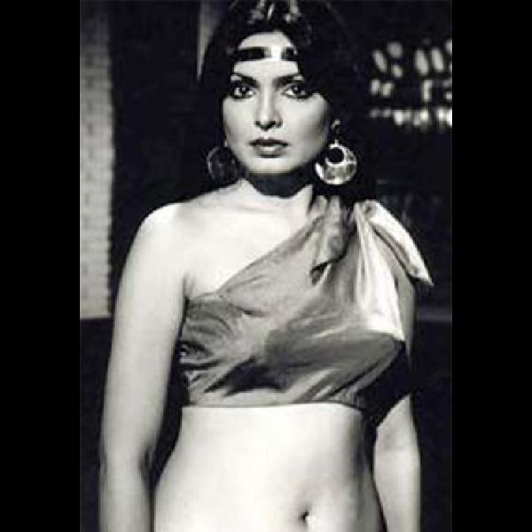 Sizzling Parveen Babi