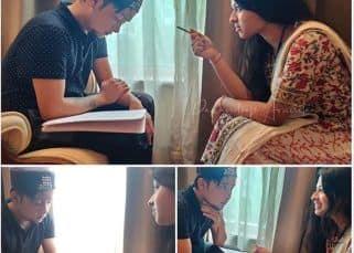 Indian Idol 12: Pawandeep Rajan and Arunita Kanjilal's BTS pictures give #BFFGoals