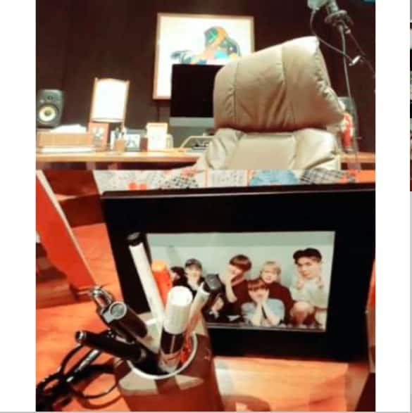 BTS brotherhood