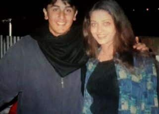 Throwback video: Can you spot a 17-year-old Ranbir Kapoor at the music launch of Aishwarya Rai Bachchan starrer Aa Ab Laut Chalein?
