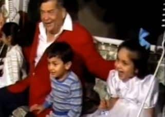 Throwback video: Can you spot Ranbir Kapoor and Kareena Kapoor Khan in Raj Kapoor's birthday celebration?
