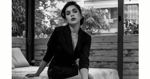 Andhadhun actress Rashmi Agdekar is raising temperatures even during the onset of the monsoon – view pics