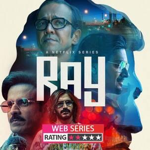 Ray web series review: Barring Manoj Bajpayee, Kay Kay Menon and Ali Fazal's performances, this will make Satyajit Ray very restless in the afterlife