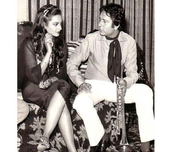 Navin Nischol के साथ रहा Rekha का रोमांटिक रिश्ता