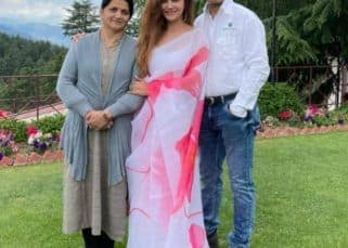 Happy Father's Day: 'Dad has taught me that working hard with no shortcuts is the key to success,' says Rubina Dilaik