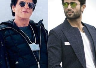 Shah Rukh Khan is the real reason behind Vijay Deverakonda making his Dabboo Ratnani calendar debut – watch video