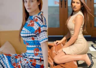 5 times Shehnaaz Gill flaunted her curves in body-con dresses and churned out major fashion goals