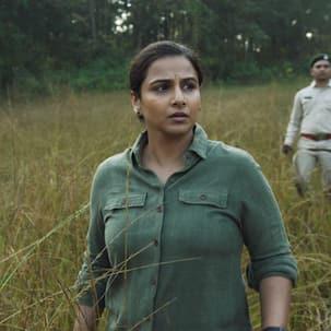 Sherni Quick Movie Review: शिकार पर निगाहें जमाए आगे बढ़ रही हैं Vidya Balan