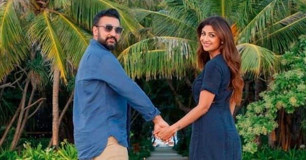 Raj Kundra SLAMS ex-wife Kavita for blaming Shilpa Shetty for their DIVORCE; shares shocking details of her AFFAIR