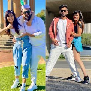 Khatron Ke Khiladi 11: Shweta Tiwari and Rahul Vaidya's 'yarana' in Cape Town is adorable – view pics