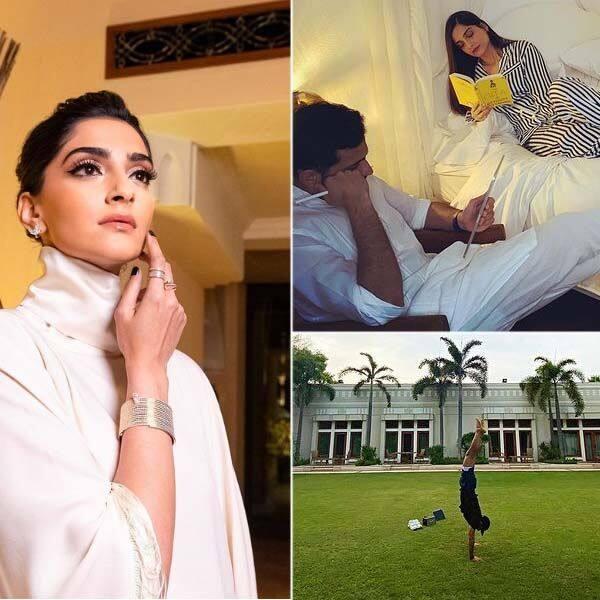 सोनम कपूर (Sonam Kapoor) और आनंद आहूजा (Anand Ahuja) के घर की एक झलक