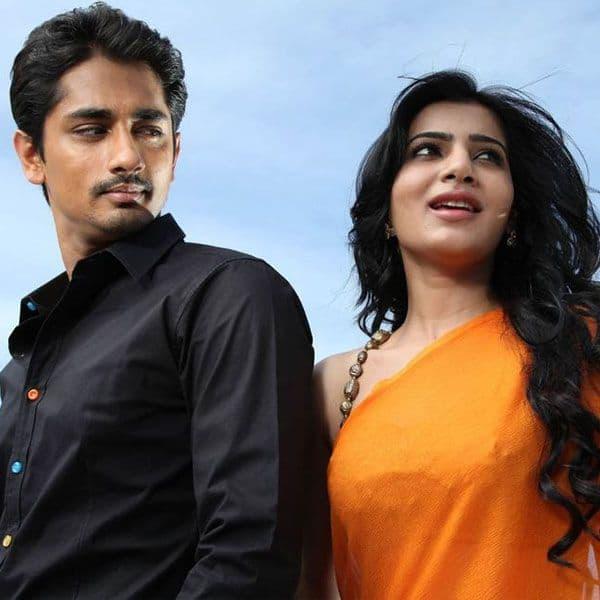 Samantha ruth Prabhu-Siddharth Suryanarayan