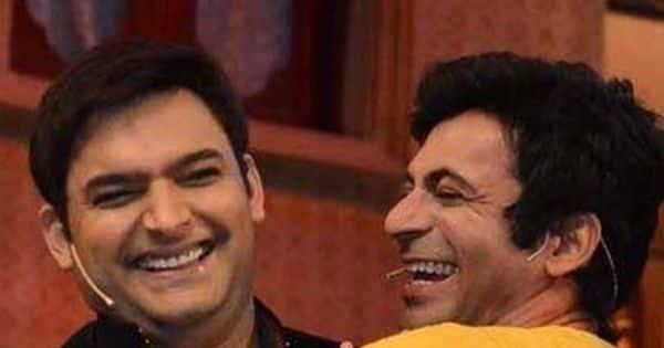 Sunil Grover FINALLY talks about working with Kapil Sharma again