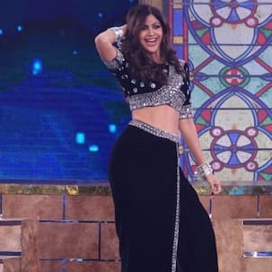 OMG! Super Dancer Chapter 4 judge and ace dancer Shilpa Shetty decides to brush up her dancing skills from THIS contestant