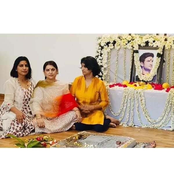 साथ दिखीं सुशांत सिंह राजपूत (Sushant Singh Rajput)  की बहनें