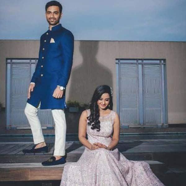 टीना फिलिप और निखिल शर्मा (Tina Philip and Nikhil Sharma)
