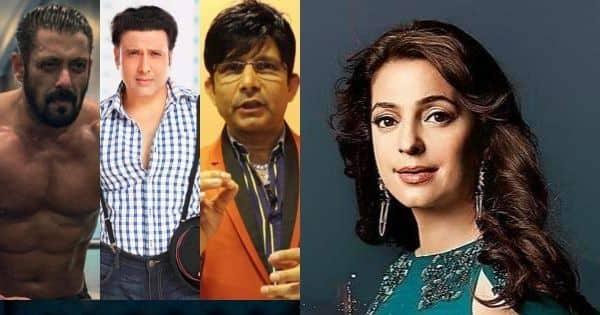 Juhi Chawla-Delhi HC 5G hearing disrupted, Kareena Kapoor on Veere Di Wedding, Govinda on KRK vs. Salman Khan
