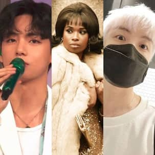 Trending Hollywood News Today: BTS' V and J-Hope's new haircuts drive ARMY bonkers, Jennifer Hudson dazzles in the Respect trailer and more