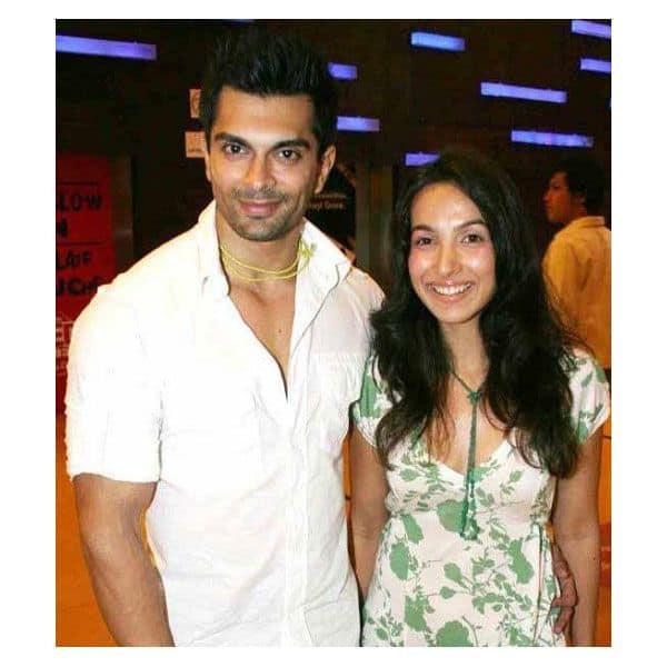 Shraddha Nigam and Karan Singh Grover