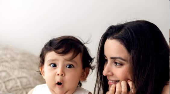Ekta Kaul and Sumeet Vyas' son Ved turns one and his adorable clicks will make your heart melt