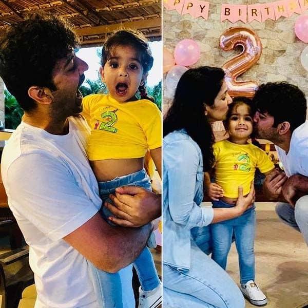 बरुन सोबती (Barun Sobti) की बेटी के जन्मदिन की तस्वीरें आई सामने