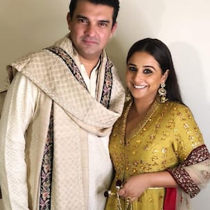 Sherni: Vidya Balan spills the beans on husband Siddharth Roy Kapur's reaction to her role of a female forest officer [EXCLUSIVE]