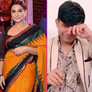 Vidya Balan की 'Sherni' को छोटी फिल्म कहने पर बुरी तरह फंसे KRK, फैंस ने कहा 'अगर ये Salman Khan के...'
