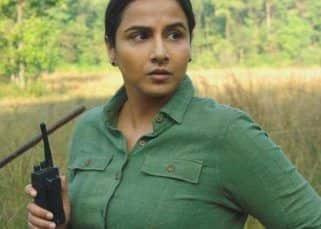 Vidya Balan reveals how she overcame one of her biggest fears while shooting Sherni