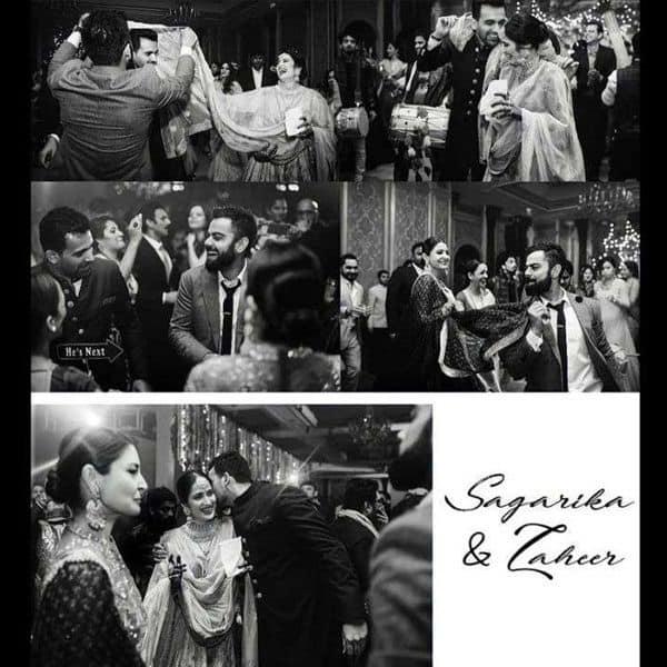 Unseen pictures of Virat Kohli and Anushka Sharma