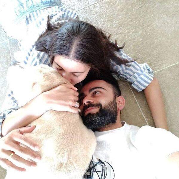 अनुष्का शर्मा और विराट कोहली (Anushka Sharma and Virat Kohli)