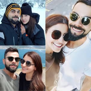 Throwback to the best of Anushka Sharma and Virat Kohli moments that created a frenzy during their dating years – view pics
