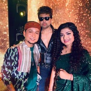 Indian Idol 12: Himesh Reshammiya to launch Pawandeep Rajan and Arunita Kanjilal together in his new album Moods with Melodies