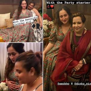 Shaheer Sheikh की पत्नी Ruchikaa Kapoor ने की बेबी बंप छिपाने की कोशिश, फैंस ने पकड़ी चोरी