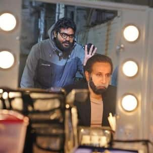 Cobra: Director Ajay Gnanamuthu shares gritty BTS look of Chiyaan Vikram; raises our excitement for the heist thriller