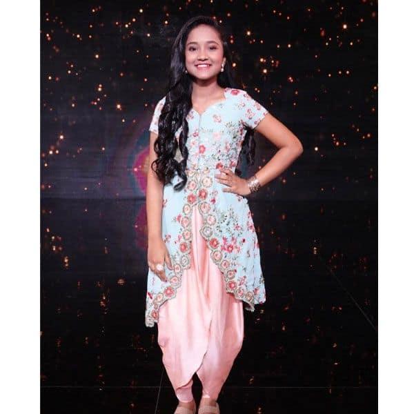 देश की बेटी हैं अंजिल गायकवाड़ (Anjali Gaikwad)