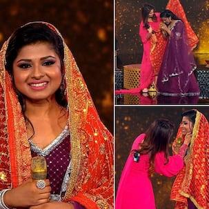 Indian Idol 12: Arunita Kanjilal ने गाया इतना जबरदस्त गाना, सुनकर Sonu Kakkar ने दिया ये खास गिफ्ट