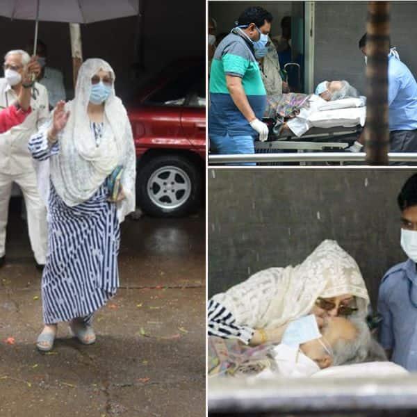 बॉलीवुड एक्टर दिलीप कुमार (Dilip Kumar) हुए अस्पताल से डिस्चार्ज