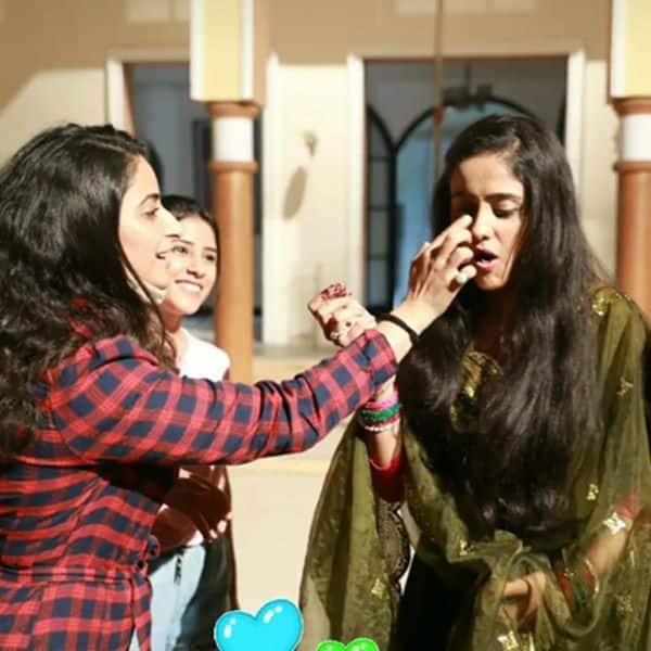 Sayi and Pakhi's bond