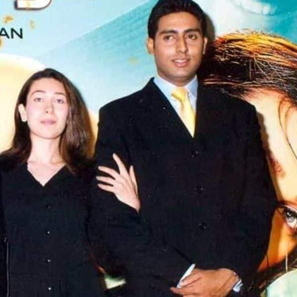 अभिषेक बच्चन-करिश्मा कपूर (Abhishek Bachchan and Karisma Kapoor)
