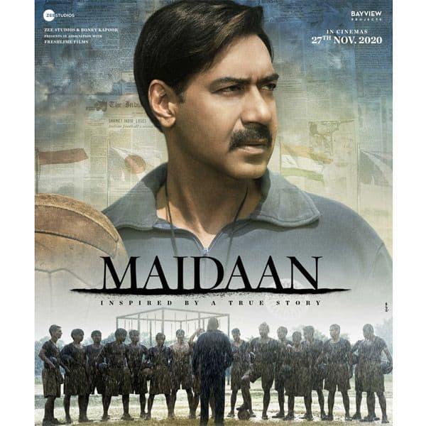 मैदान (Maidaan)